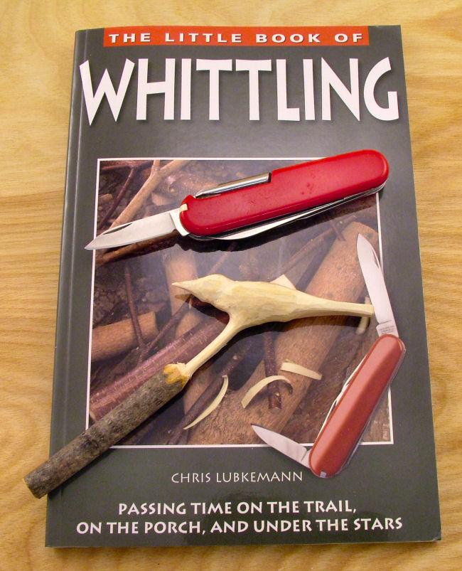 whittling books